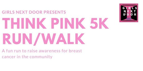 Think Pink 5k Run/Walk tickets