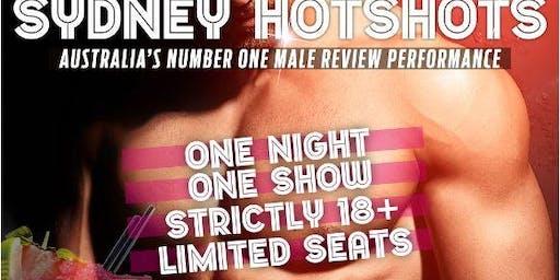 Sydney Hotshots Live At The Narrabri RSL