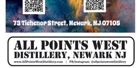 All Points West Distillery Comedy Night tickets