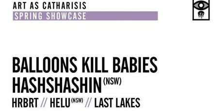 Art As Catharsis Spring Showcase: Brisbane tickets