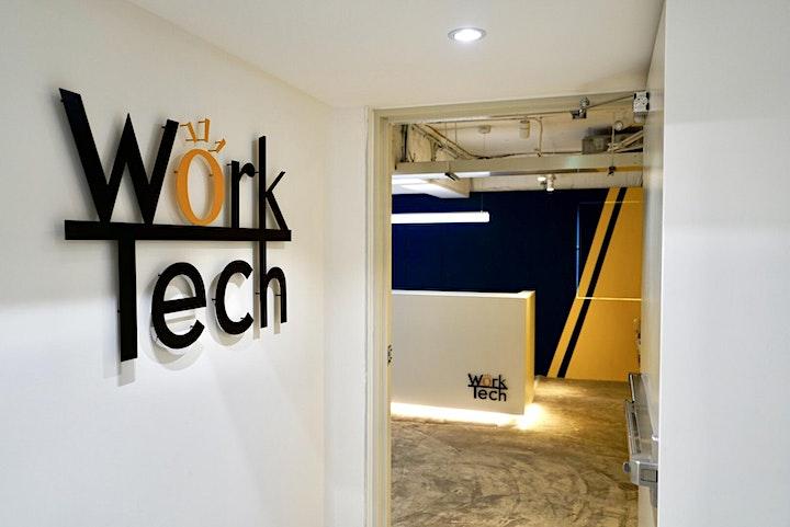 WorkTech Taiwan Grand Opening image