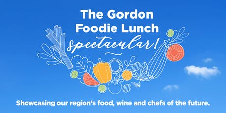 The Gordon Foodie Lunch Spectacular tickets
