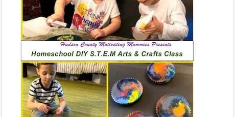 Hudson County, New Jersey S.T.E.M Arts & Crafts  Class (Drop Offs Welcom tickets