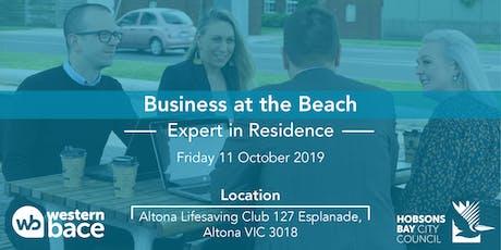 Beachside Expert  in Residence Fri 11th Oct tickets