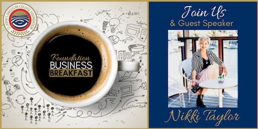 St John's Foundation Business Breakfast Series 2019