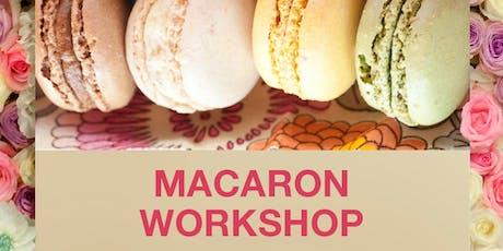 Macaron Workshop tickets