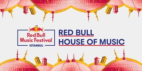 Red Bull Music Festival: Red Bull House of Music tickets