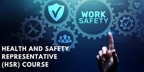 NSW - Health and Safety Representative (HSR) Course [5 Days] tickets