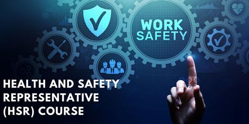 NSW - Health and Safety Representative (HSR) Course [5 Days]