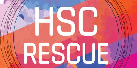 Rockdale Library - HSC Rescue tickets