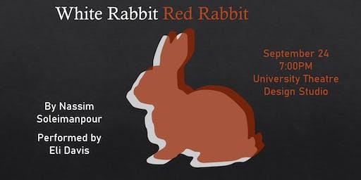 White Rabbit Red Rabbit featuring Eli Davis