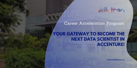 Accenture: The next stop in your data science journey! tickets