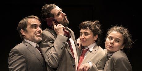 Hamlet | Programa de Sala | FIOT 2019 tickets