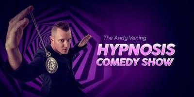 Comedy Hypnosis show at Black Buffalo Hotel