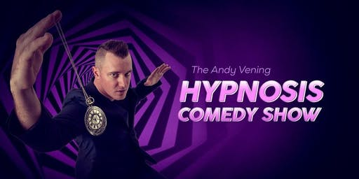 Comedy Hypnosis show at Black Buffalo Hotel