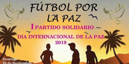 Fútbol Solidario - Día Internacional de la Paz