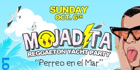 Mojadita Reggaeton Yacht Party tickets