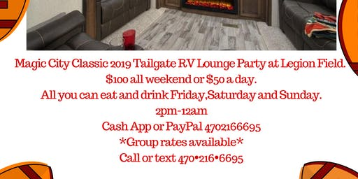 Magic City Classic Weekend Tailgate Party