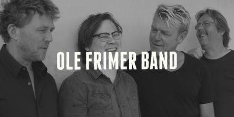 "Ole Frimer Band ""Live"" Tickets"