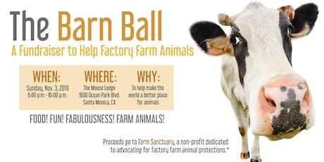 The Barn Ball! tickets