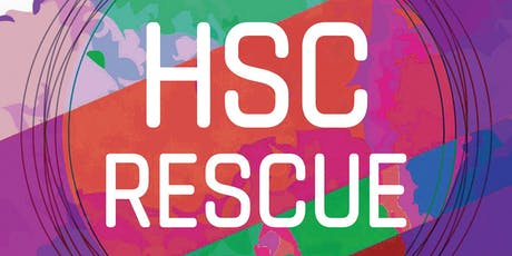 Eastgardens Library - HSC Rescue tickets