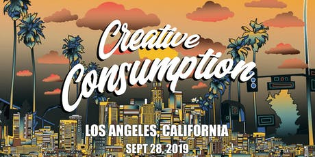 Creative Consumption tickets