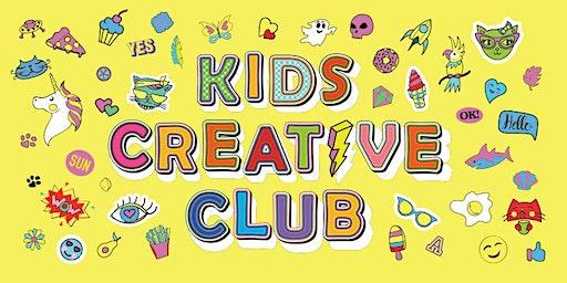 Kids Creative Club Term 4 - Fitzroy