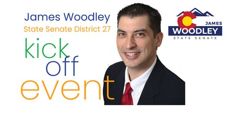 Woodley for Colorado Kick-Off Event tickets