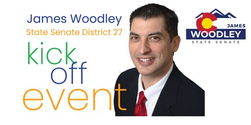 Woodley for Colorado Kick-Off Event
