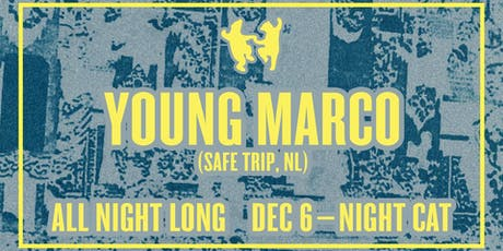 Animals Dancing: Young Marco (All Night Long) tickets