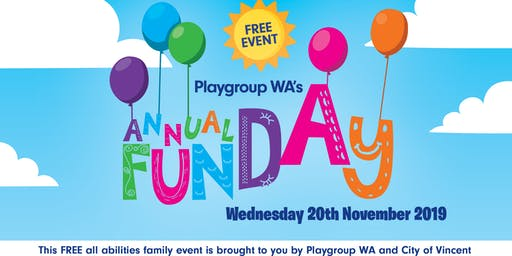Playgroup WA: Annual Fun Day