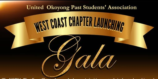 United Okoyong Past Students' Association West Coast Chapter Launch