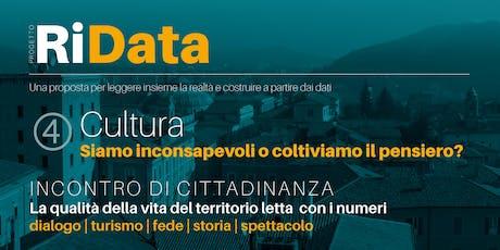 RiData | Cultura biglietti