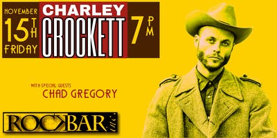 CHARLEY CROCKETT - Live in Scottsdale