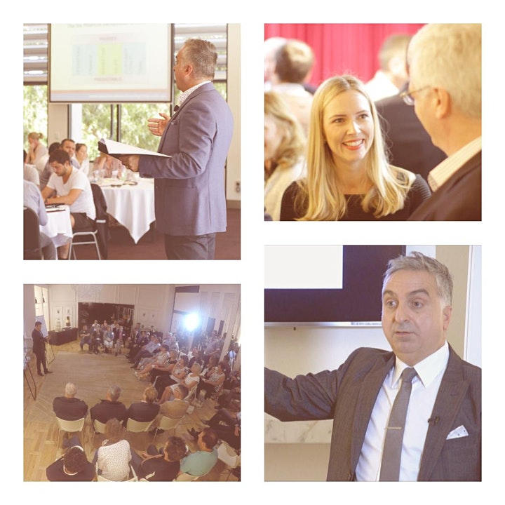 Business Builders Workshop - Free Event For Business Owners image