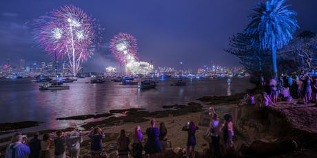 New Year's Eve 2019 in Sydney Harbour National Park tickets