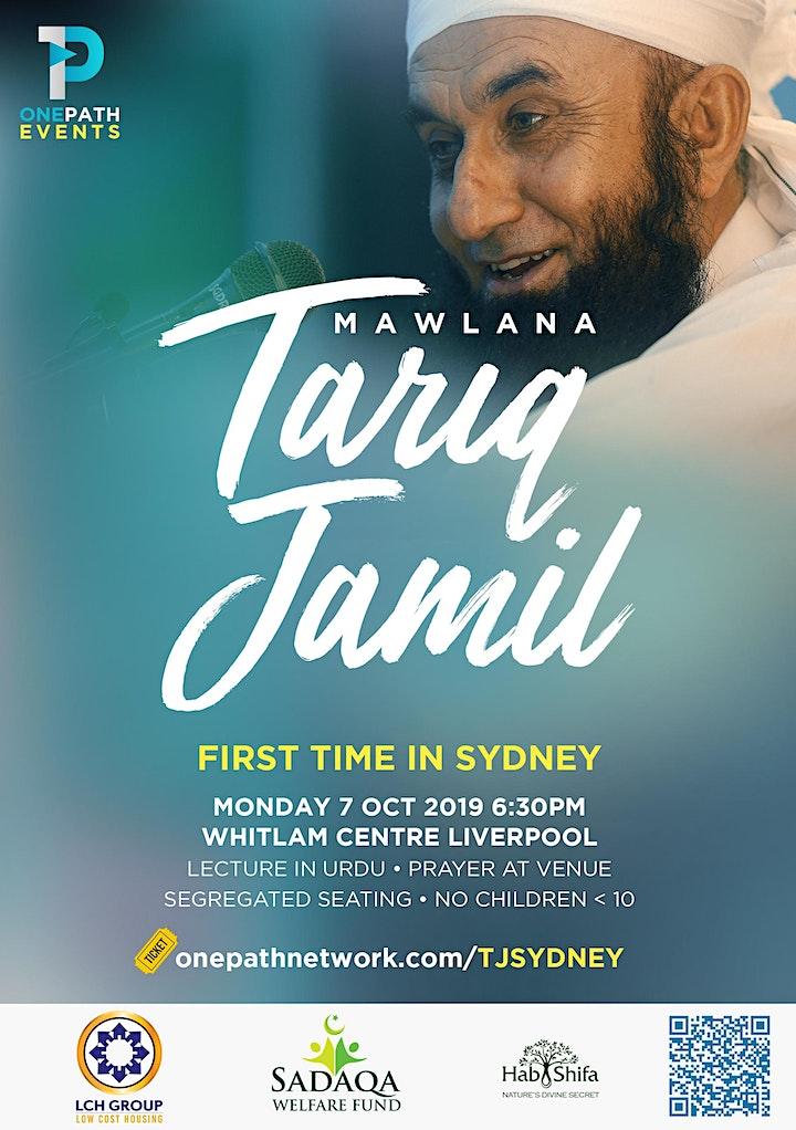 Mawlana Tariq Jamil - Sydney image