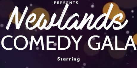 2019 Newlands Comedy Gala tickets
