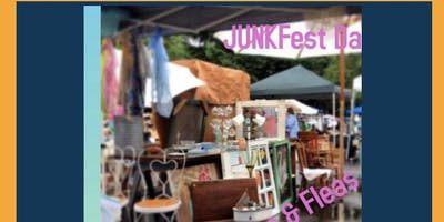 Flea Market JUNKFEST/Vendors and Food Truck