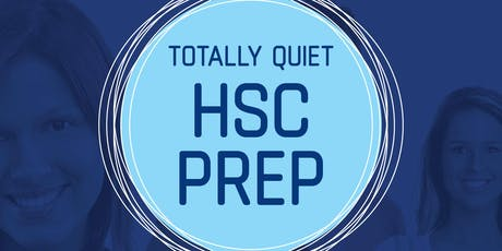 Eastgardens Library - Totally Quiet HSC Prep tickets
