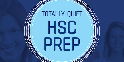 Eastgardens Library - Totally Quiet HSC Prep