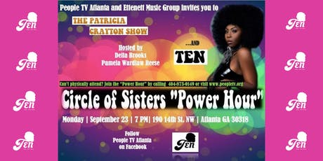 """Circle of Sisters """"Power Hour"""" tickets"""