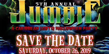 JUMBIE: A Caribbean LGBTQ Halloween Party tickets