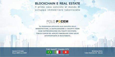 POLO PECEM - BLOCKCHAIN E REAL ESTATE biglietti