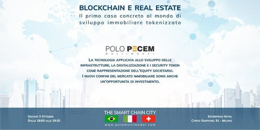 POLO PECEM - BLOCKCHAIN E REAL ESTATE