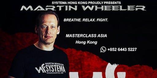 Martin Wheeler - Master Class Asia 2019