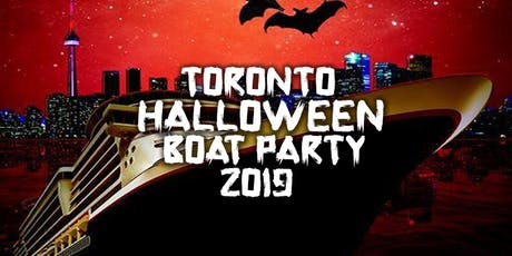 Toronto Halloween Boat Party 2019 | Thursday October 31st (Official Page) tickets