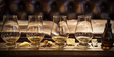 Whisky & Cheese Masterclass Experience - Peated Whisky