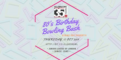 Strike Out Poverty - A Birthday Bowling Bash! tickets