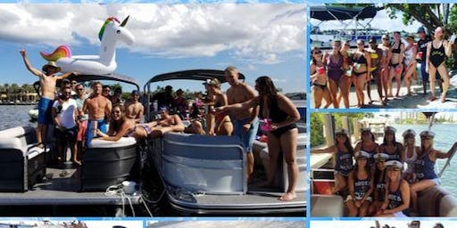 #Boat party